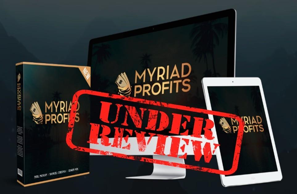 is myriad profits a scam