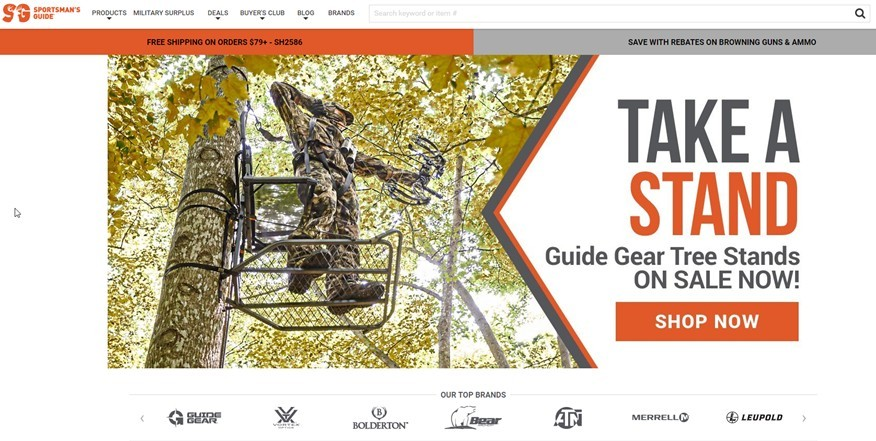 sportsman's guide affiliate program