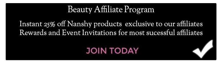 Nanshy affiliate program