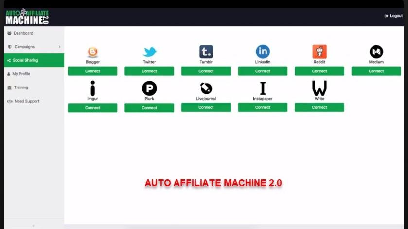 Auto Affiliate Machine 2.0