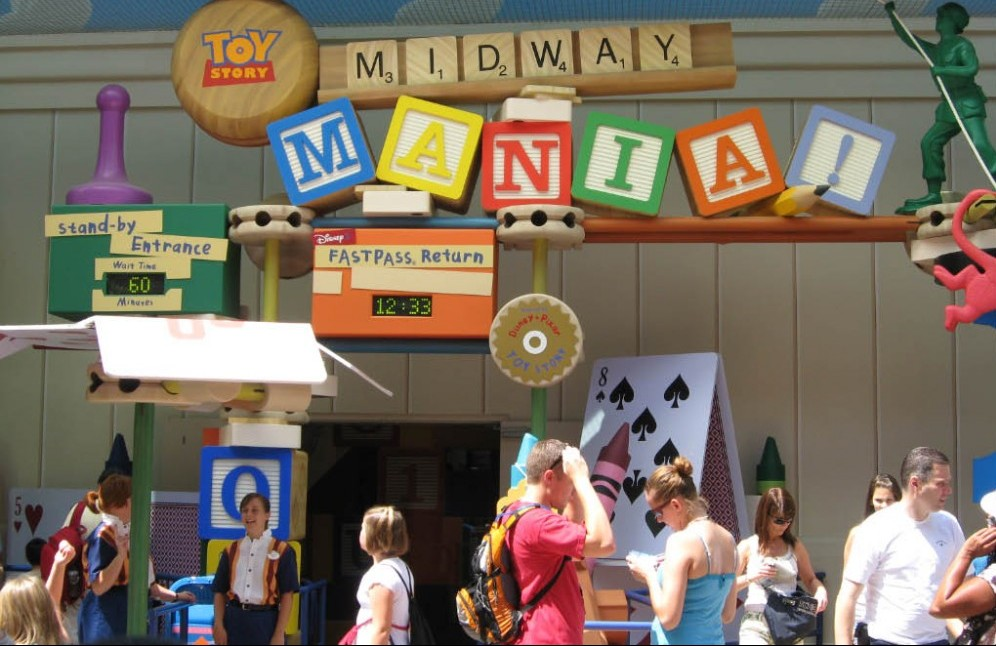 Opening Of Toy Story Land In Florida