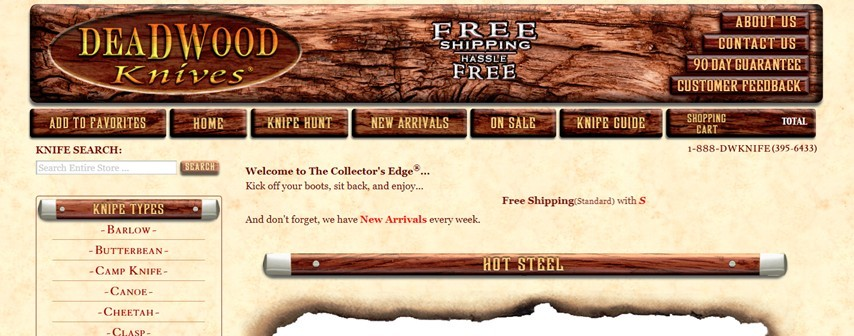 deadwood knives affiliate program