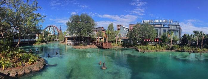 The Magic Of Disney springs