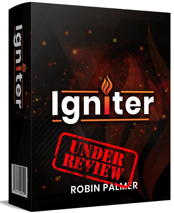 igniter review Robin Palmer