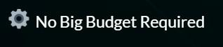 sales page big budget