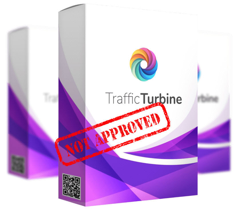 traffic turbine not approved