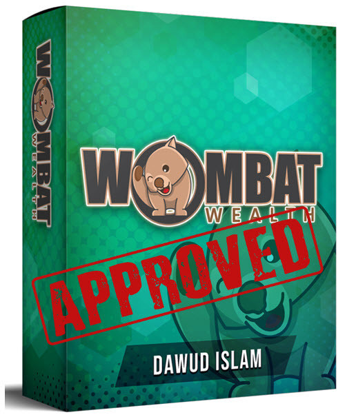 wombat wealth approved