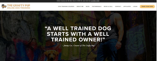 the crafty pup affiliate program