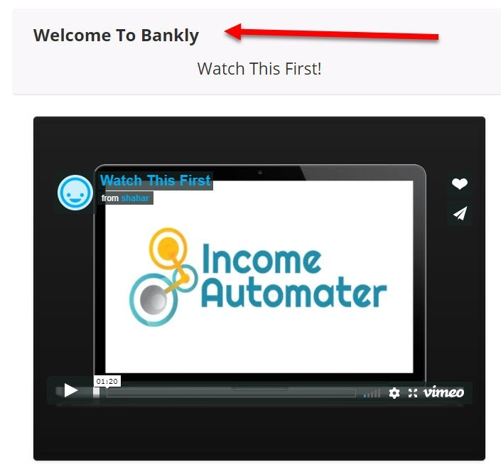 income automater or Bankly