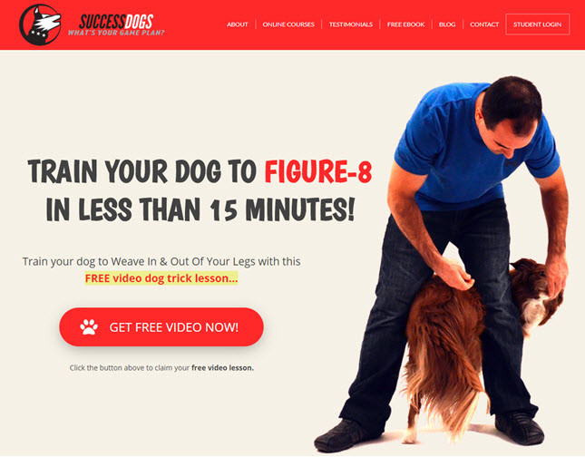 Success Dogs affiliate program