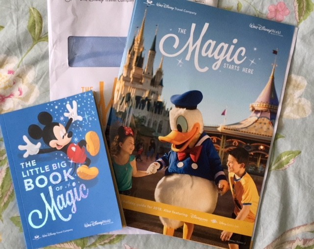 Disney holiday planning