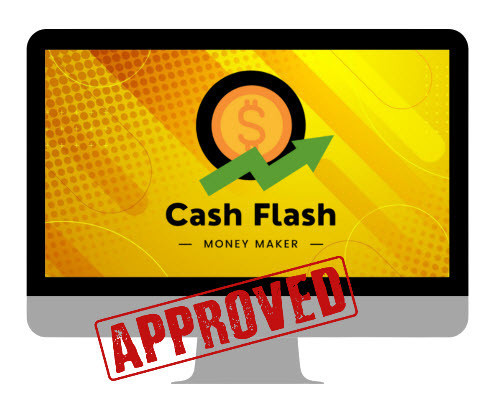 cash flash approved