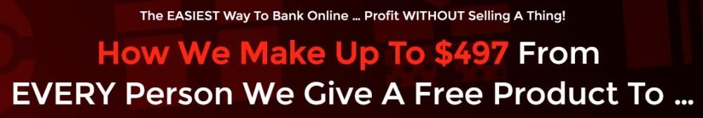 freebie commissions sales page headline