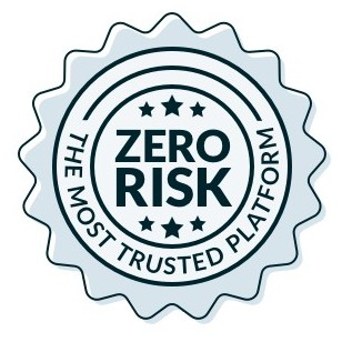 zero risk sign up