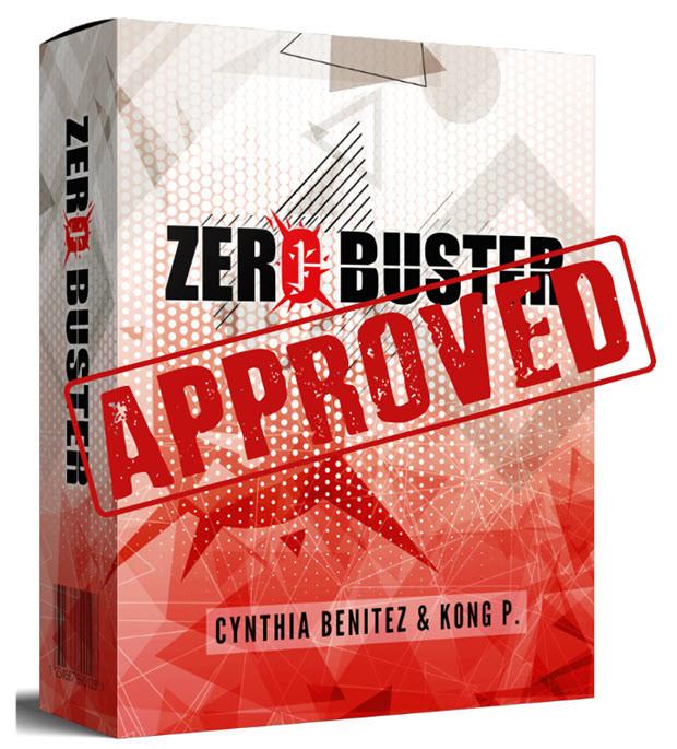 zero buster approved
