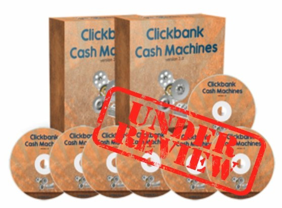 is clickbank cash machines a scam