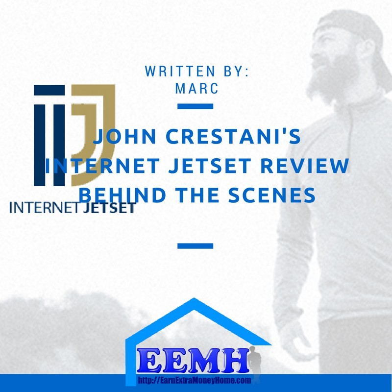 John Crestani's Internet Jetset Review Behind the Scenes