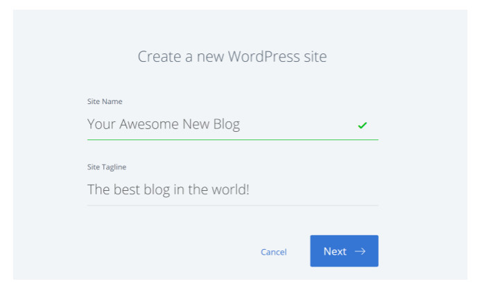 Create your website with Bluehost