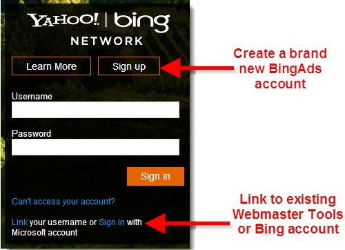 image Create a Bing Ads Account for Can You Make Money with Wealthy Affiliate Without a Premium Membership?