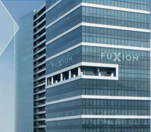 FuXion headquarters building