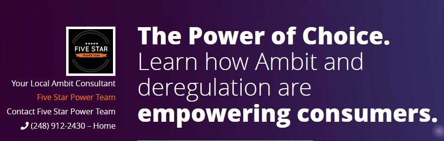 Learn how Ambit and deregulation are empowering consumers