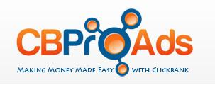 CBProAds' logo for cbproads review