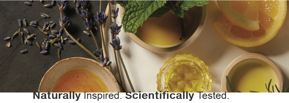 Arbonne naturally inspired, scientifically tested products