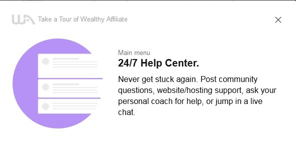 Get help when you need it so that you don't get stuck anymore in your training. Simply post questions in the community for training, website, hosting, or personal coach support.