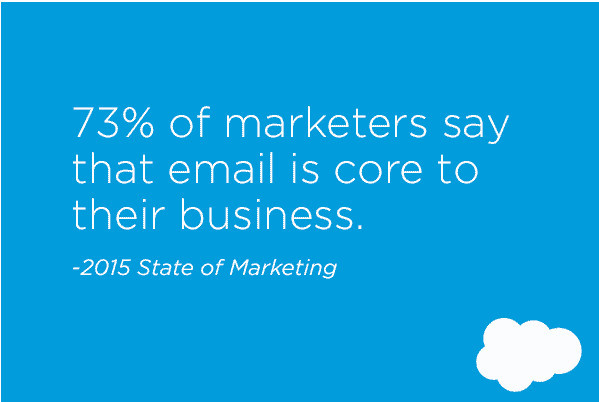 Email statistics for marketers