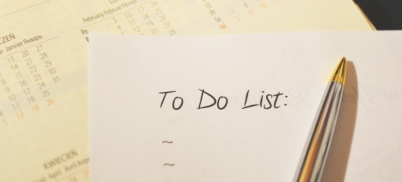 TO DO LIST to signify do small task or micro jobs to get easy money