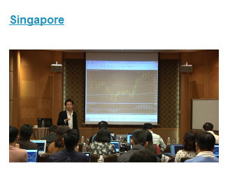 Asia Forex Mentor semonar in session for 36 Company and product review posts you should be reading on this blog