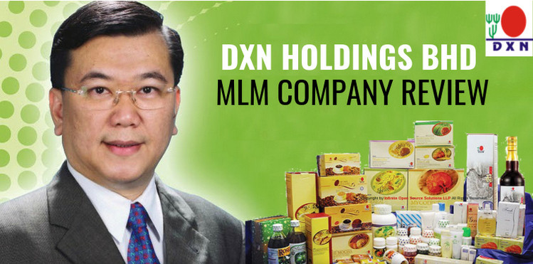 DXN Holdings BHD products for GANO Excel International vs DXN GLOBAL