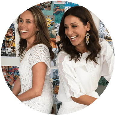 Stella ¨ founder and co-founder Jessica Herrin and BlytheHarris