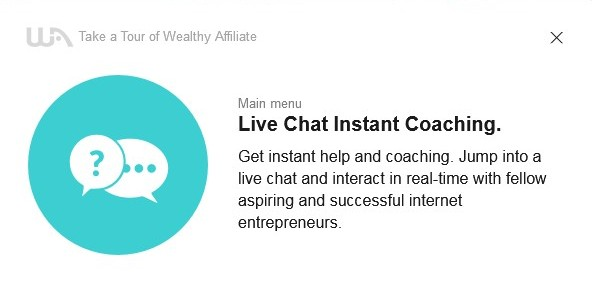 Get instant help and coaching with both newbie internet marketers and seasoned ones, even millionaires.