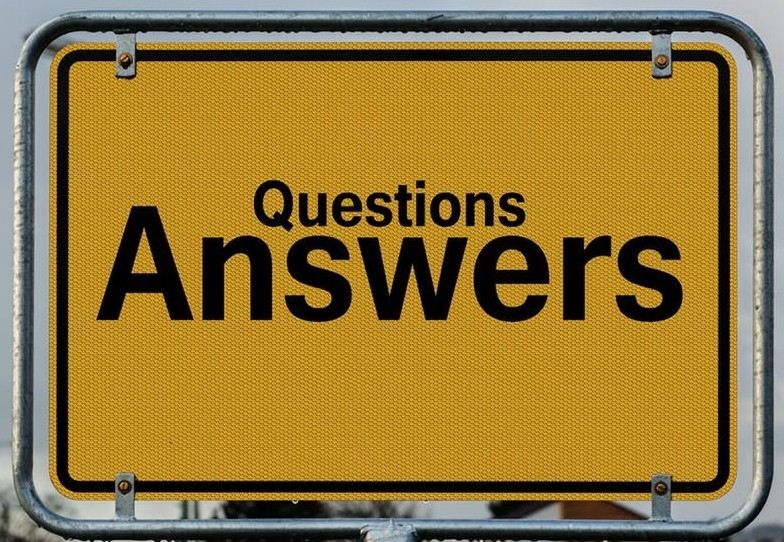 Image showing questions and answers as a way to make money online free at home