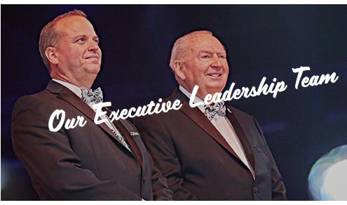 Forever Living executive leadership team
