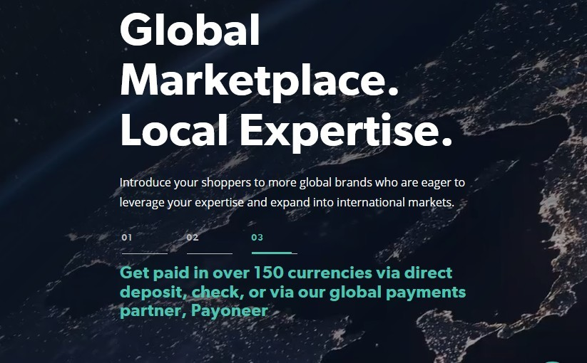 Commission Junction advantage for advertisers: Global Marketplace. Local Expertise