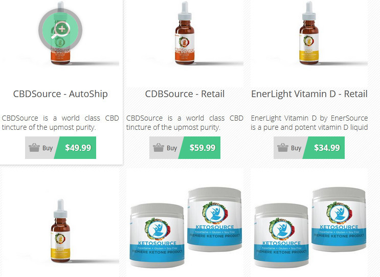 Enersource International new products