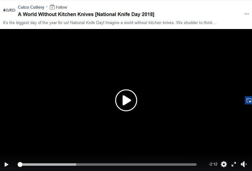 A world without kitchen knives [National Knife Day 2018]