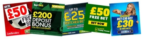 Betting photos to signify Make money online at home free through No-risk Matched Betting