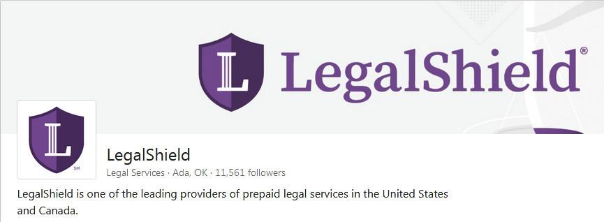 Legalshield logo to signify Legalshield vs Primerica