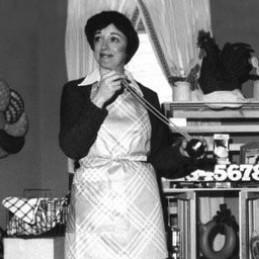 Doris Christopher, Pampered chef founder