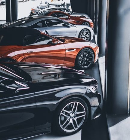 Cars for sale in a garage for . Sell Cars for Pleasure and Profit