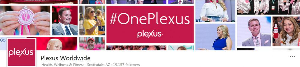 Compilation of images with words 'OnePlusPlexus' for Plexus Worldwide Review