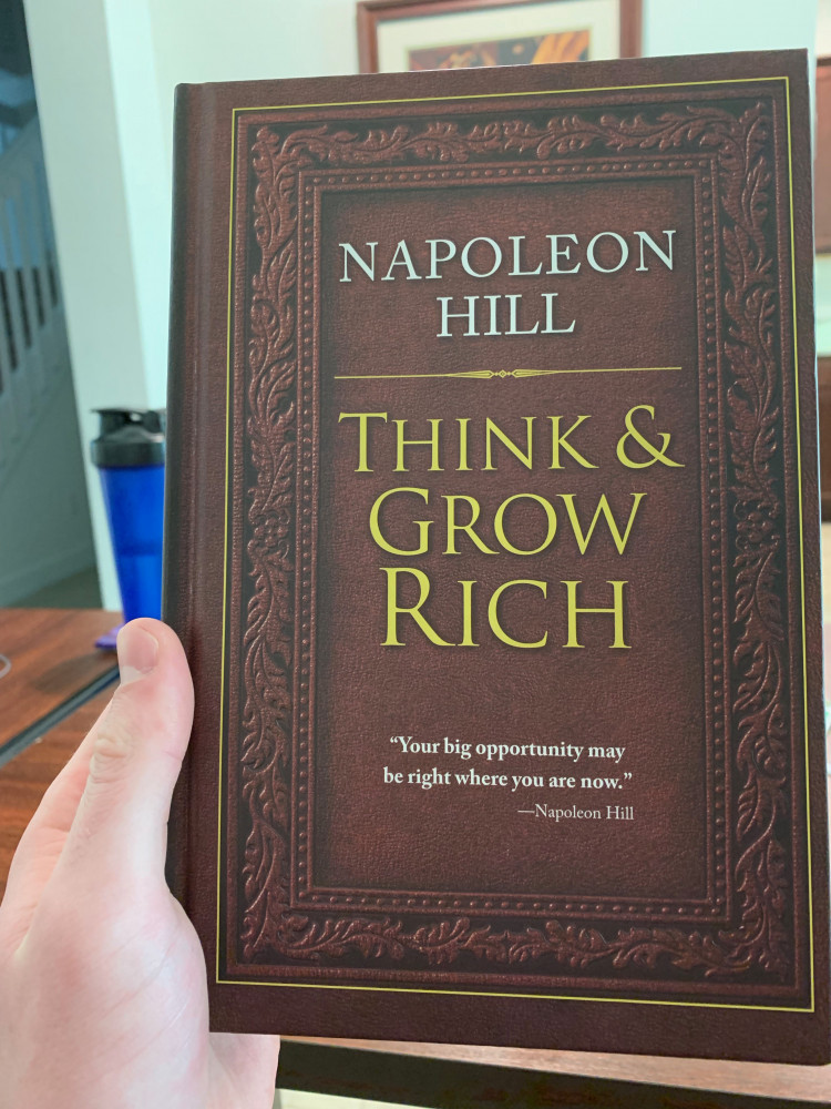 What Is The Secret To Think And Grow Rich?