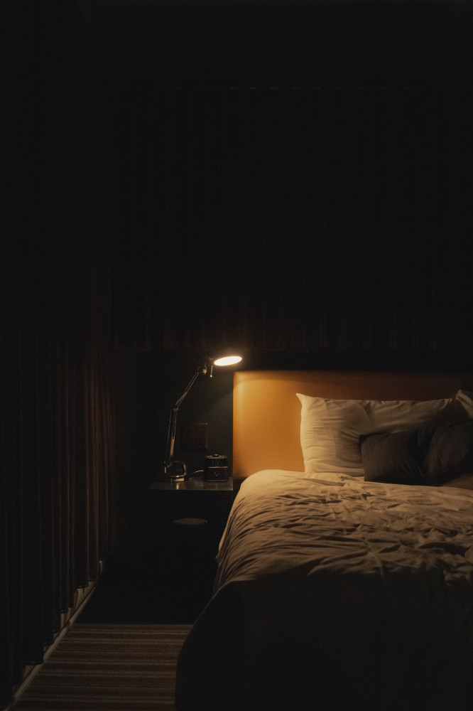 how to not wake up in the middle of the night