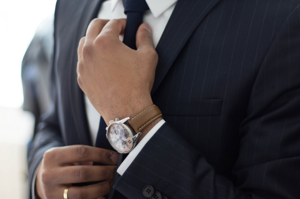 How To Dress For Success For Men
