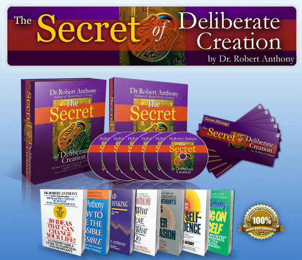 What Is The Secret Of Deliberate Creation About?