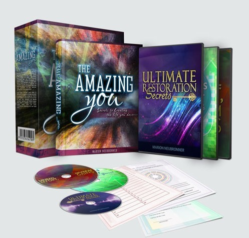 what is the amazing you about
