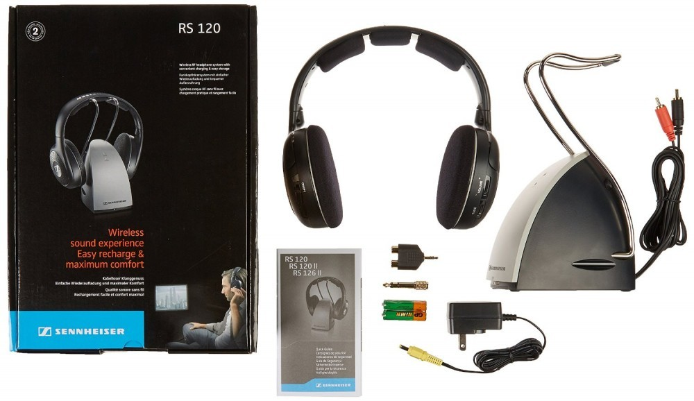 Sennheiser RS 120 Package